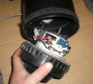 dyson DC07 Motor replacement